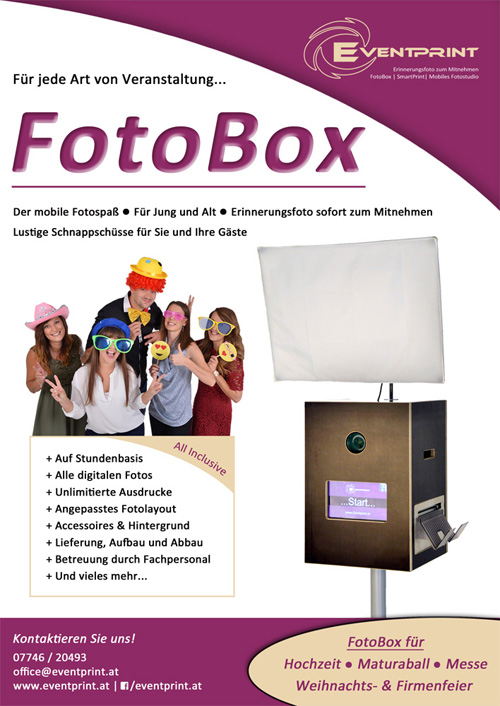 Eventprint FotoBox