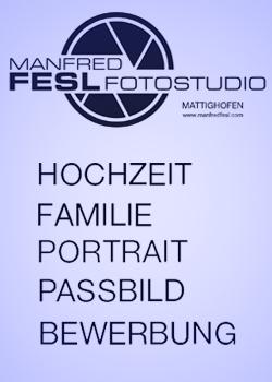 Fotograf Manfred Fesl